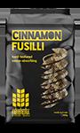 Cinnamon Fusilli