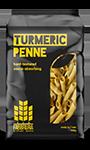 Turmeric Penne